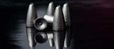 bullet tungsten silver