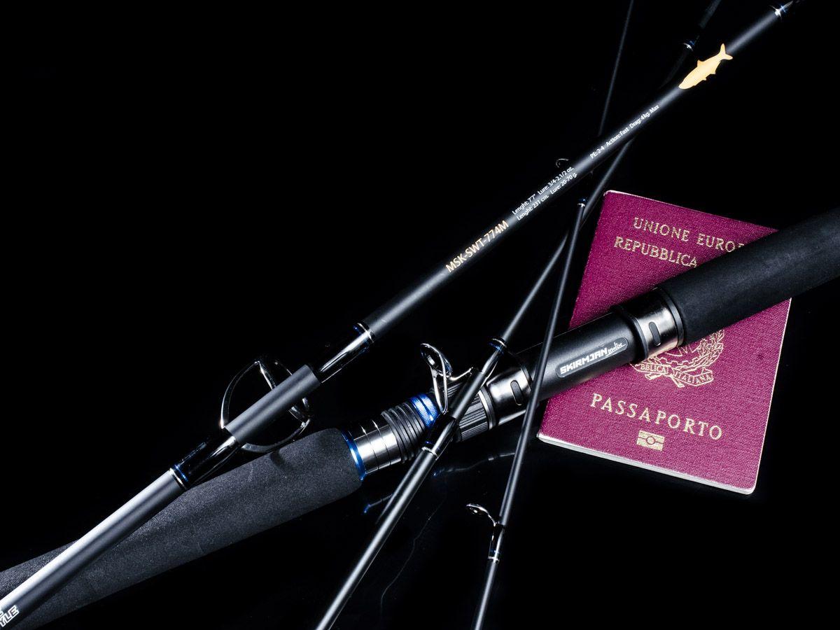 Skirmjan Saltwater Rods - Molix