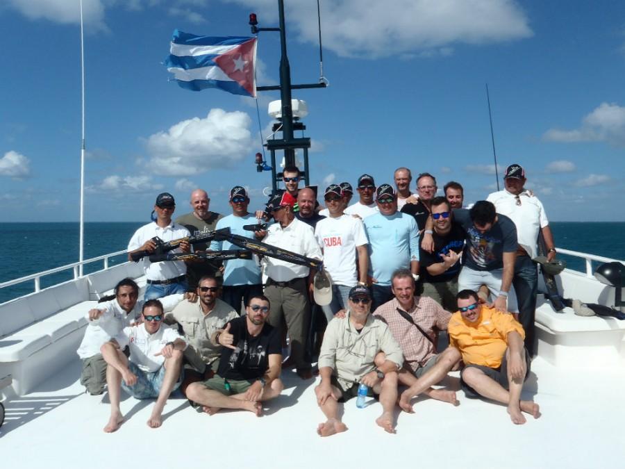 Molix Team a Cuba 01