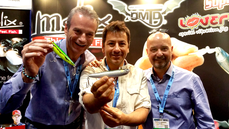 After our amazing trip to the Queen's Gardens in Cuba we caught up with Filippo Invernizzi of Cuban Fishing Centers, at our booth in Orlando. We are very much looking forward to repeat our adventure in the future, those Cuban reefs are addictive, the WTD 150T has been baptized with those toothy critters, what a test!