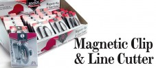Magnetic Clip & Line Cutter