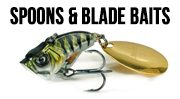 Spoons & Blade Baits