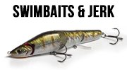 Swimbaits & Jerk